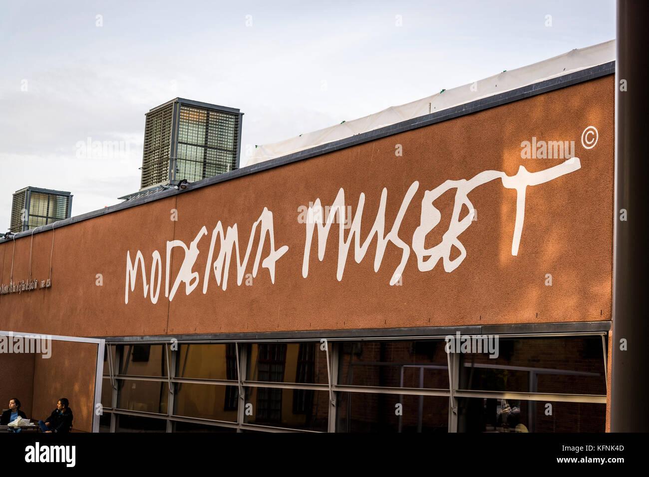Moderna Museet Museum For Modern And Contemporary Art