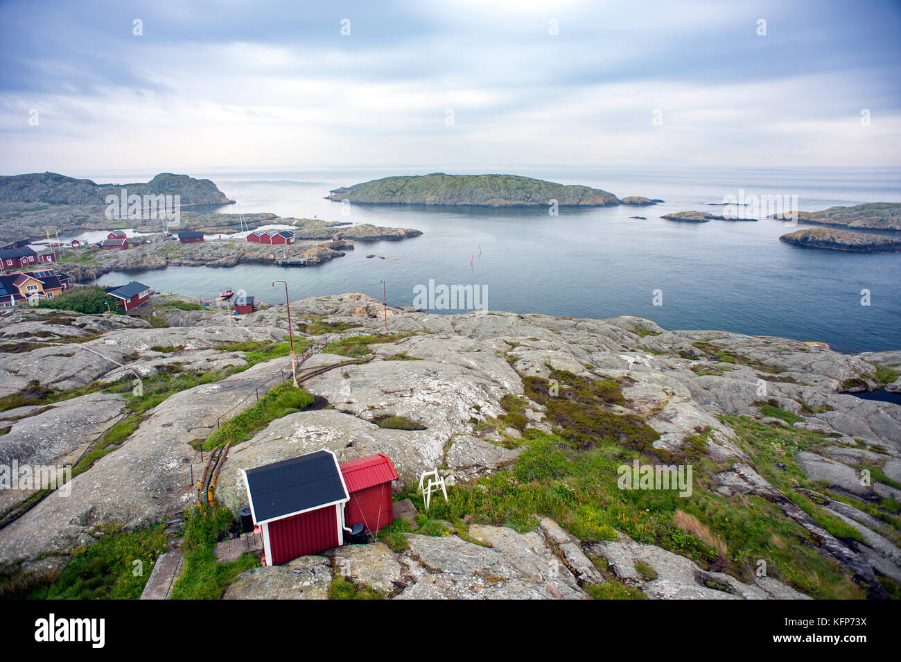 The Weather Island Sweden Stock Photos Clutch Natural Islands A Of Bare Faced Rocks In Bohusln Archipelago