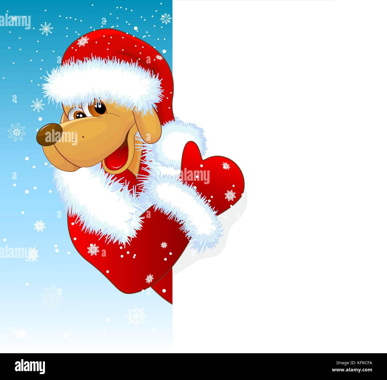 Christmas Greets Stock Vector Images - Alamy