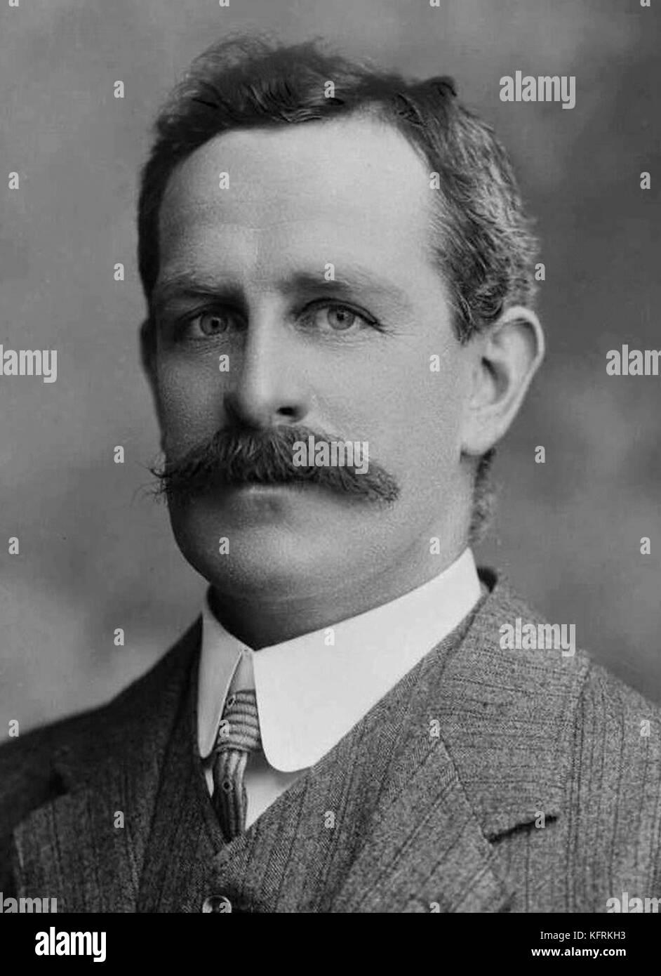 Francis Gwynne Tudor, Australian politician - Stock Image