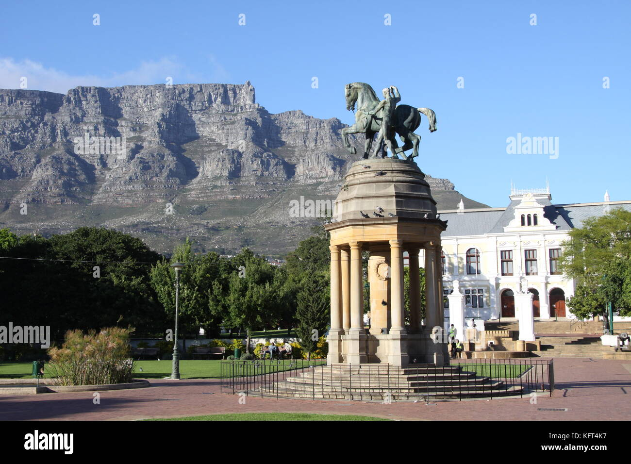 Cape Town - Stock Image