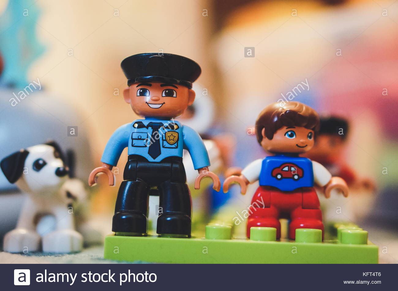 Lego Police Stock Photos Images