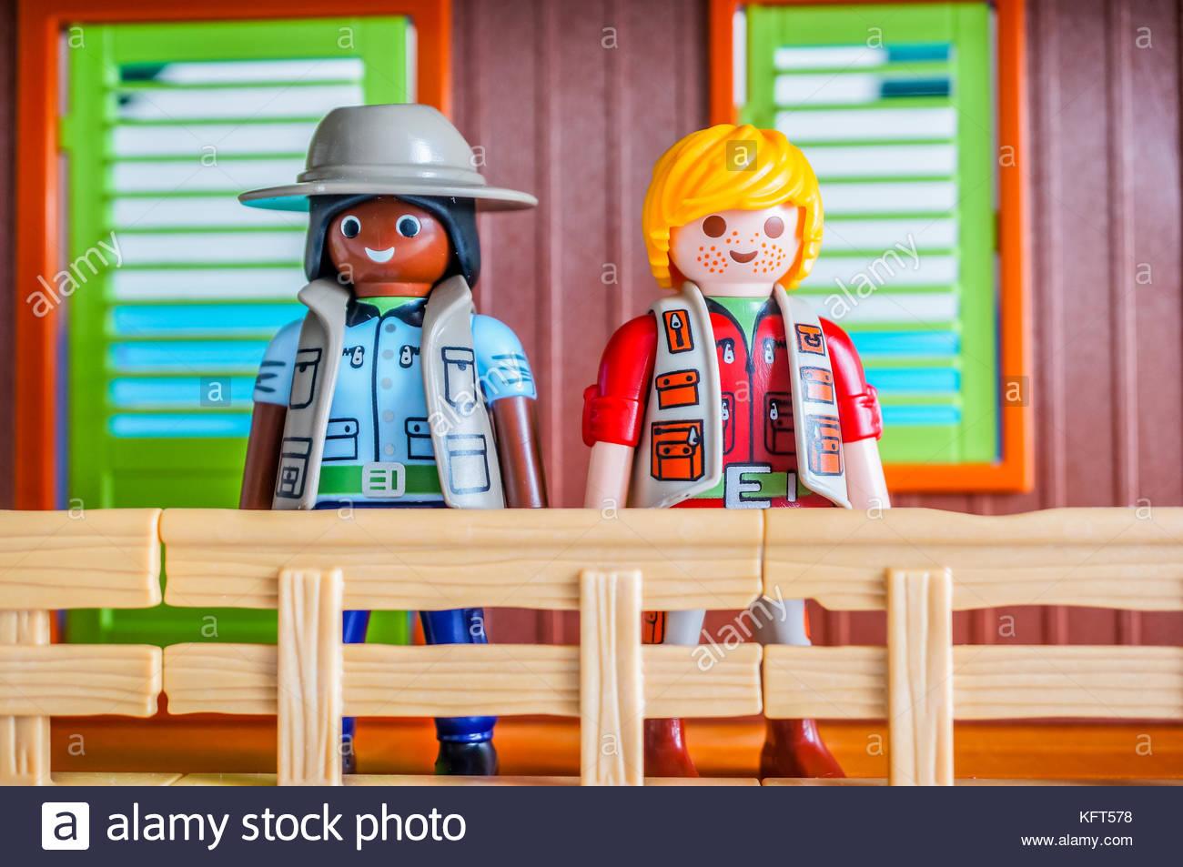 Playmobil Toy Figures Stock Photos Amp Playmobil Toy Figures