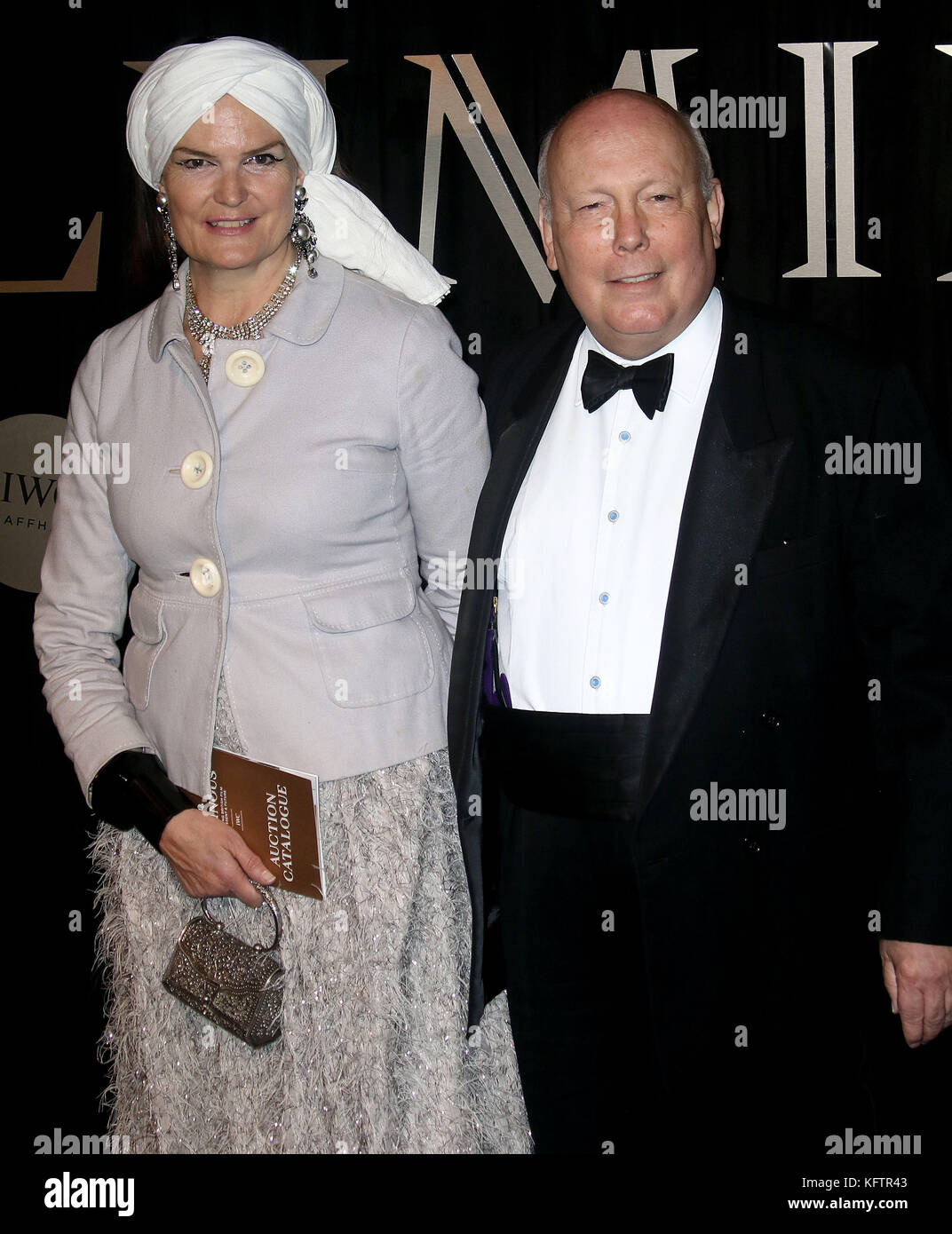 Lord Julian Fellowes High Resolution Stock Photography and Images ...