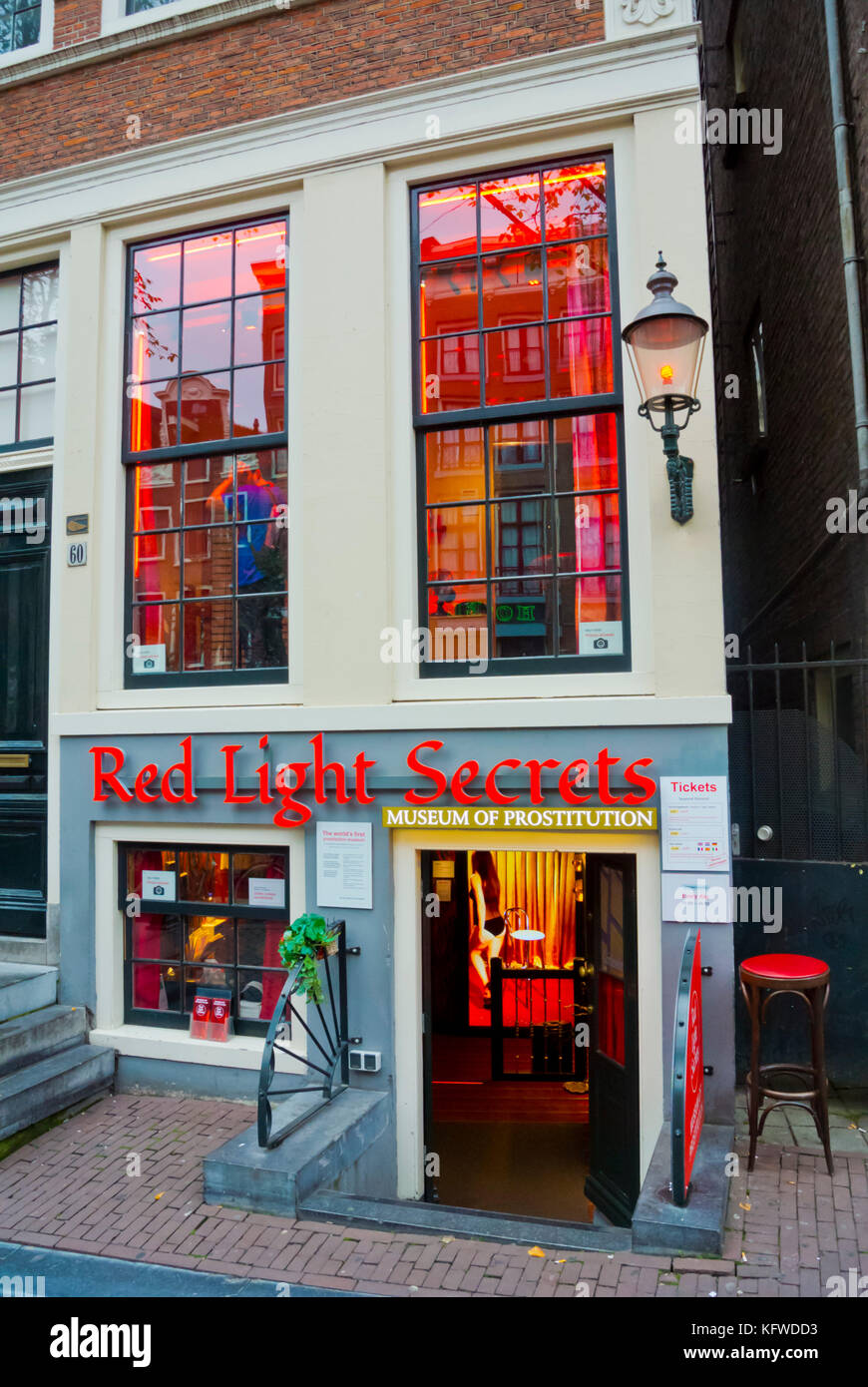 District prostitutes amsterdam light red Red Light
