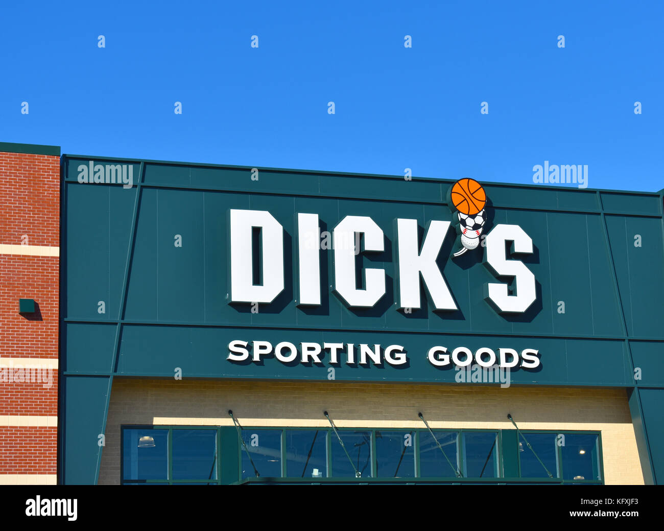 Dick's sporting goods removed hunting category, including guns