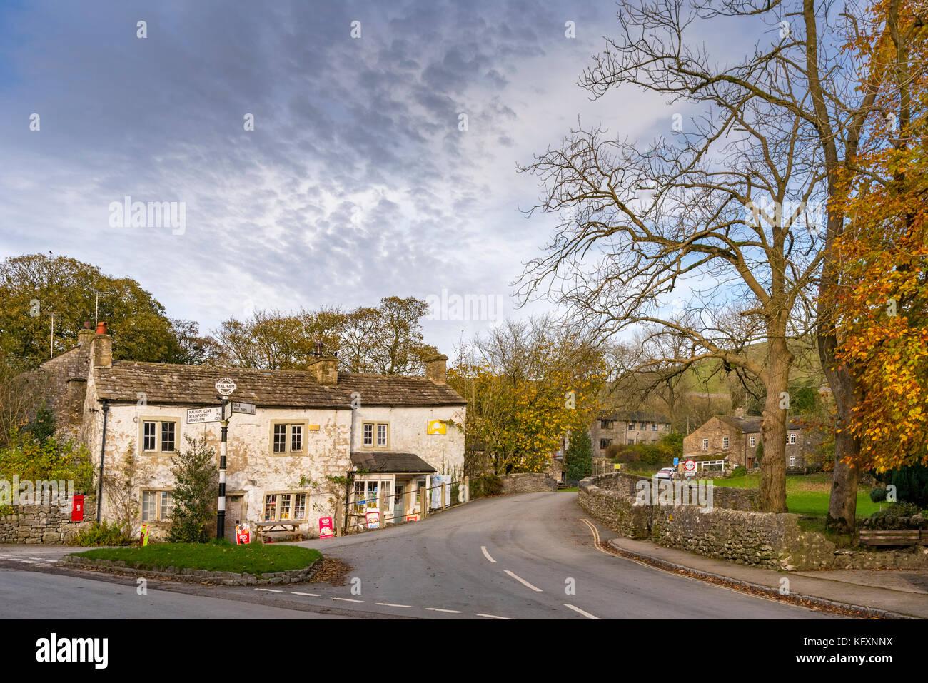 North Yorkshire. Malham district. - Stock Image