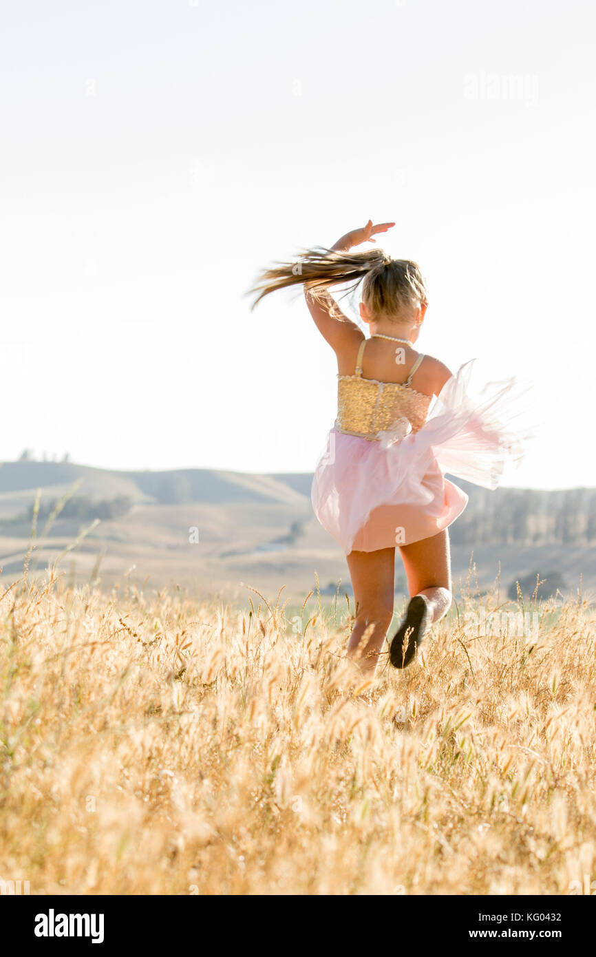 Twirl On The Mountaintop - Stock Image
