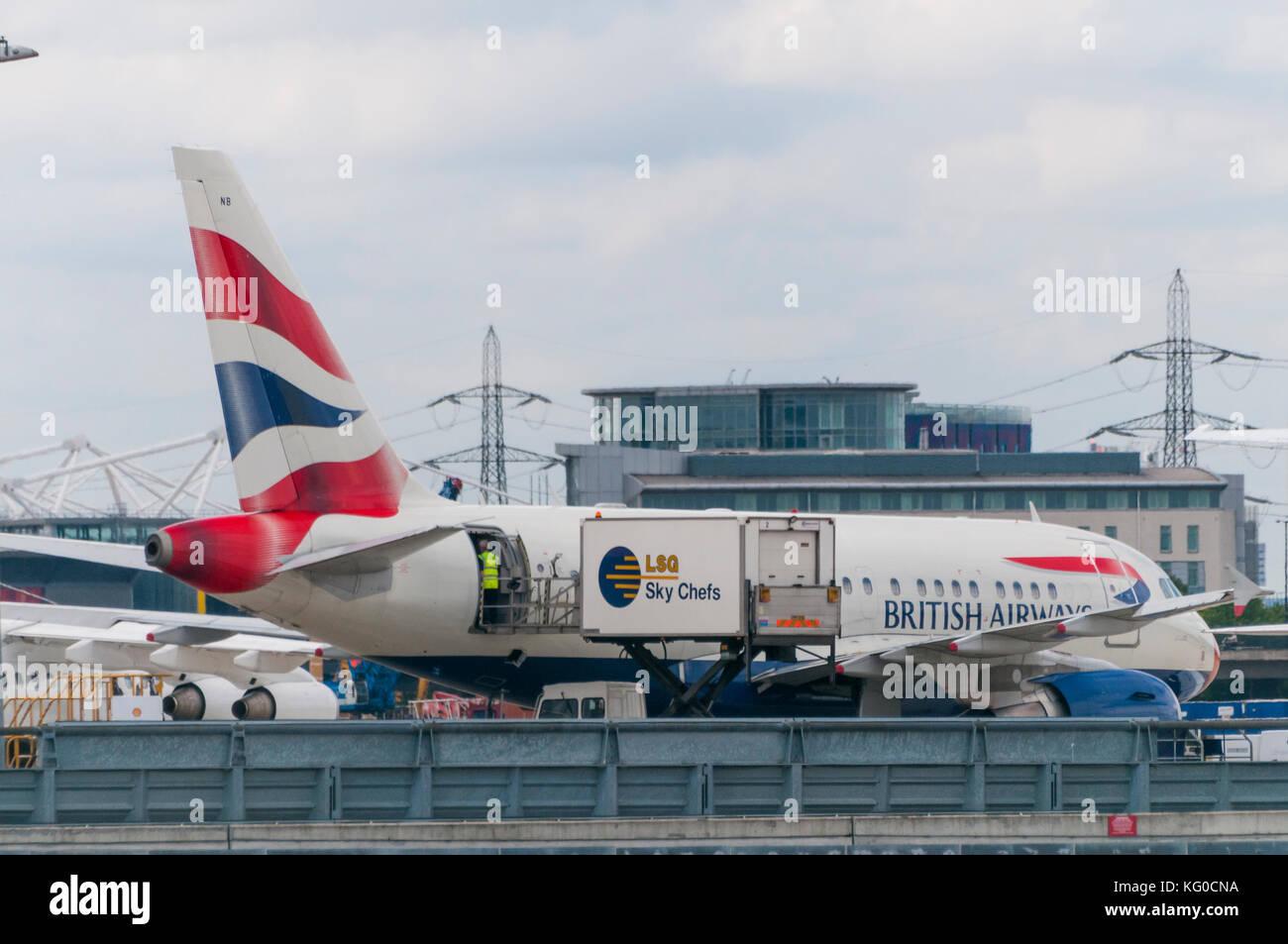 British Airways Airline Food Stock Photos & British Airways Airline ...