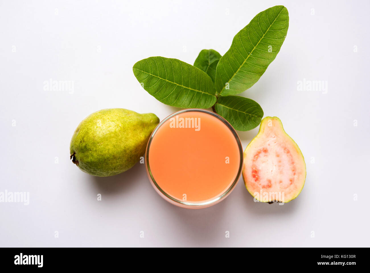 how to cut guava for smoothie