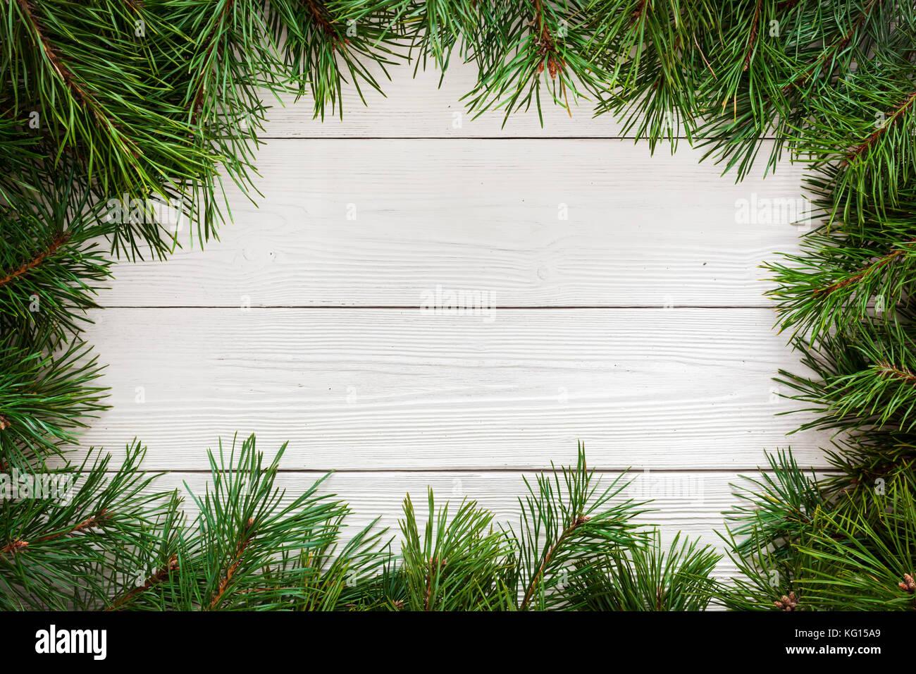 Template for christmas card - Stock Image