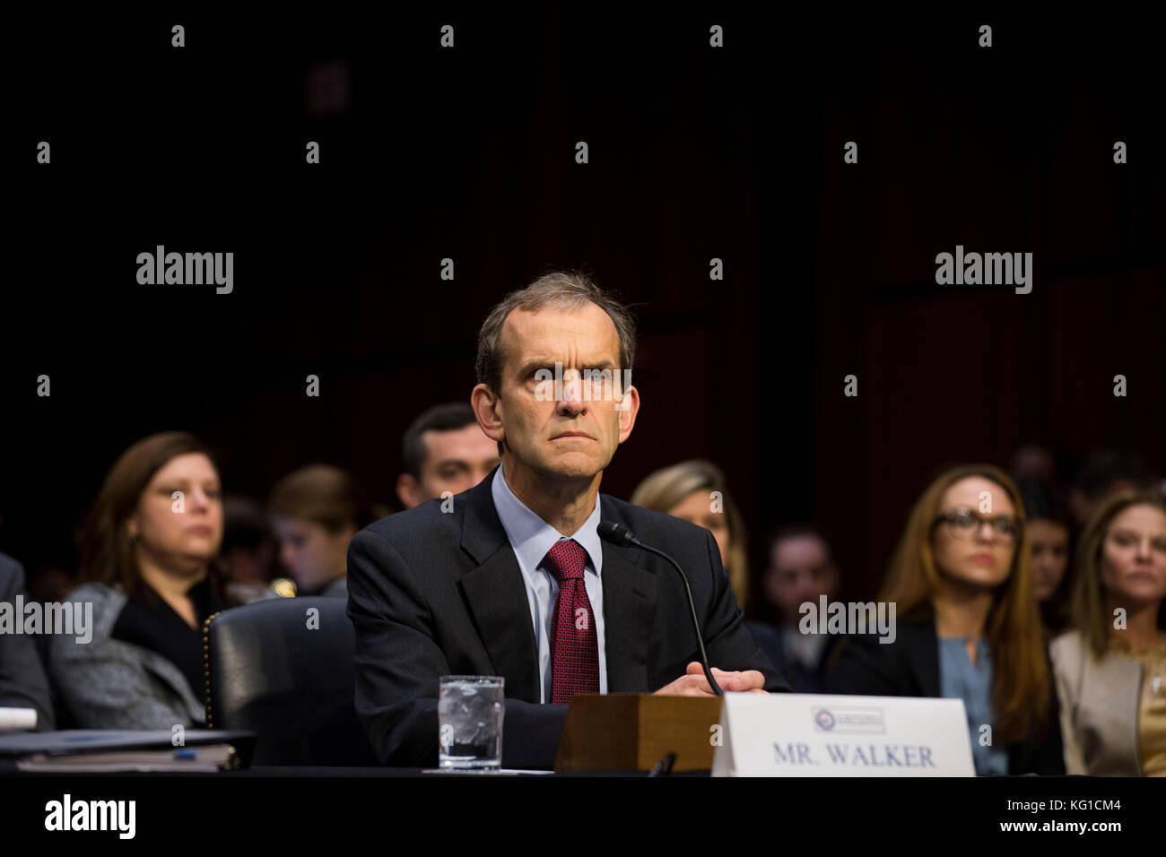Washington, USA  01st Nov, 2017  Senior Vice President and