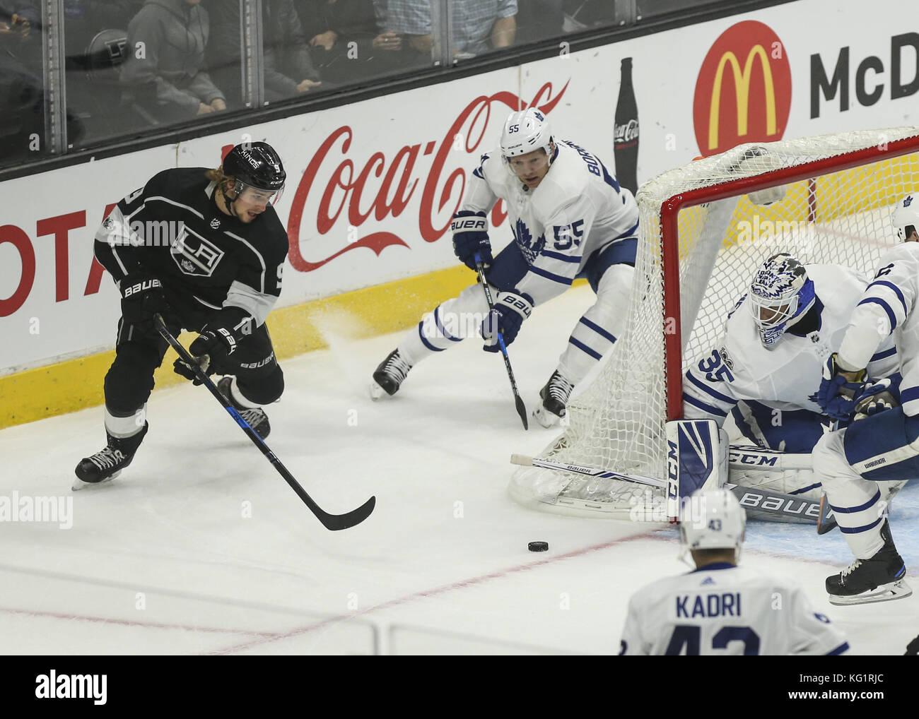 Toronto Maple Leafs Goalie Curtis Stock Photos & Toronto