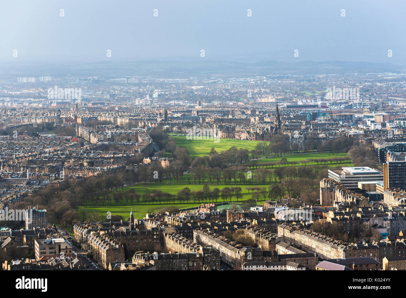 Arthur's Seat, Edinburgh, Scotland, United Kingdom, Europe - Stock Image