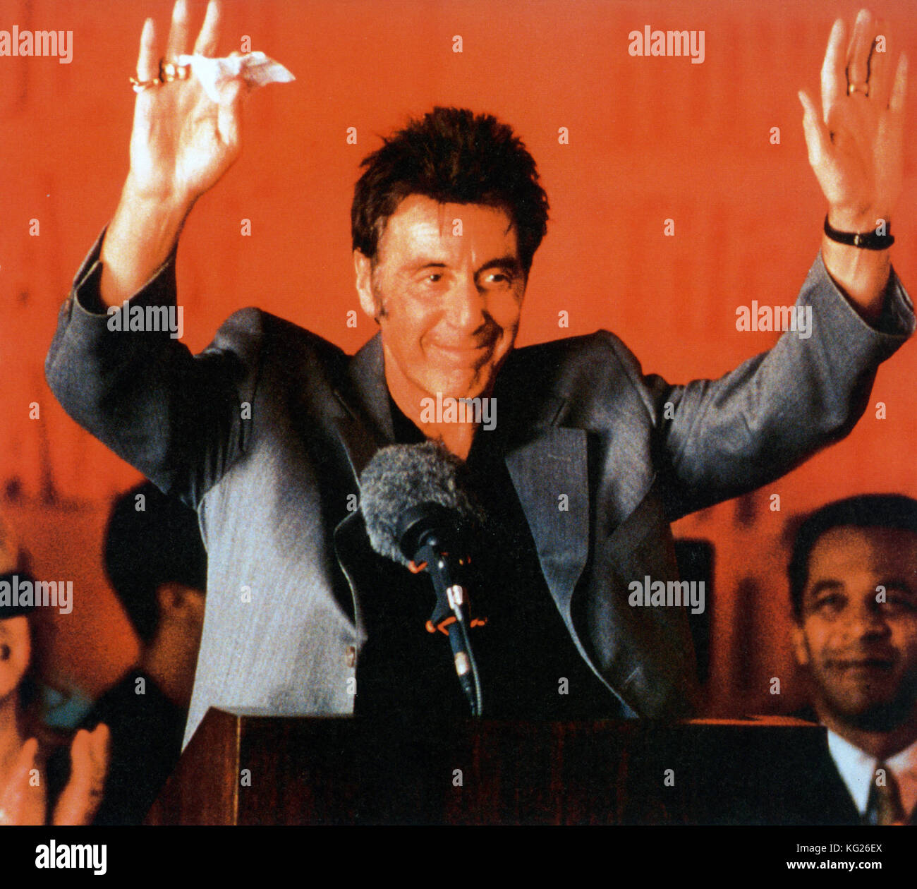 ANY GIVEN SUNDAY 1999 Warner Bros film with Al Pacino - Stock Image