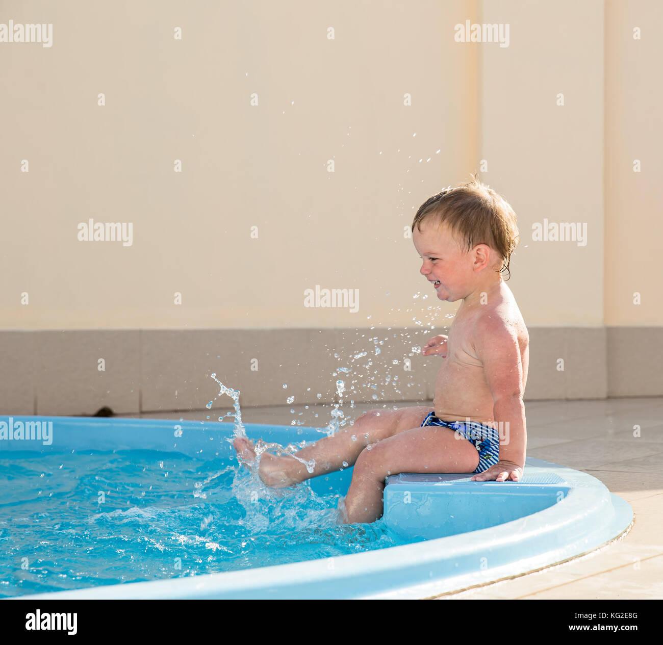 Pool Water Splash: Old People Swimming Pool Stock Photos & Old People