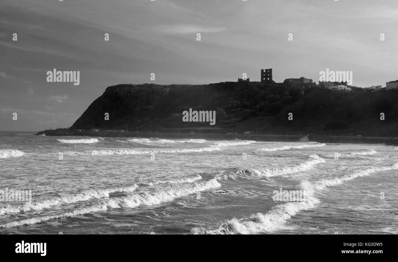 North Bay, Scarborough - Stock Image