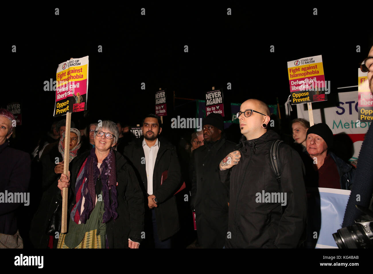 Lavoro A Manchester 2017 anti extremism stock photos & anti extremism stock images