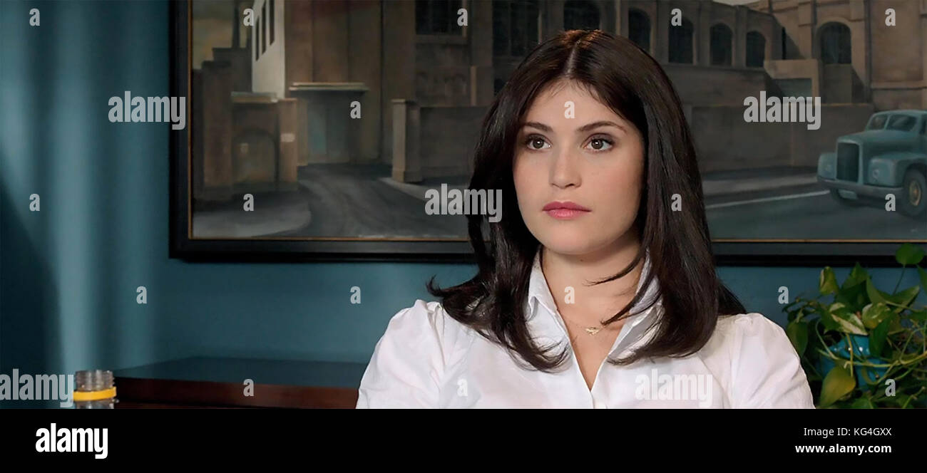 THE VOICES  2014 Lionsgate film with Gemma Arterton - Stock Image