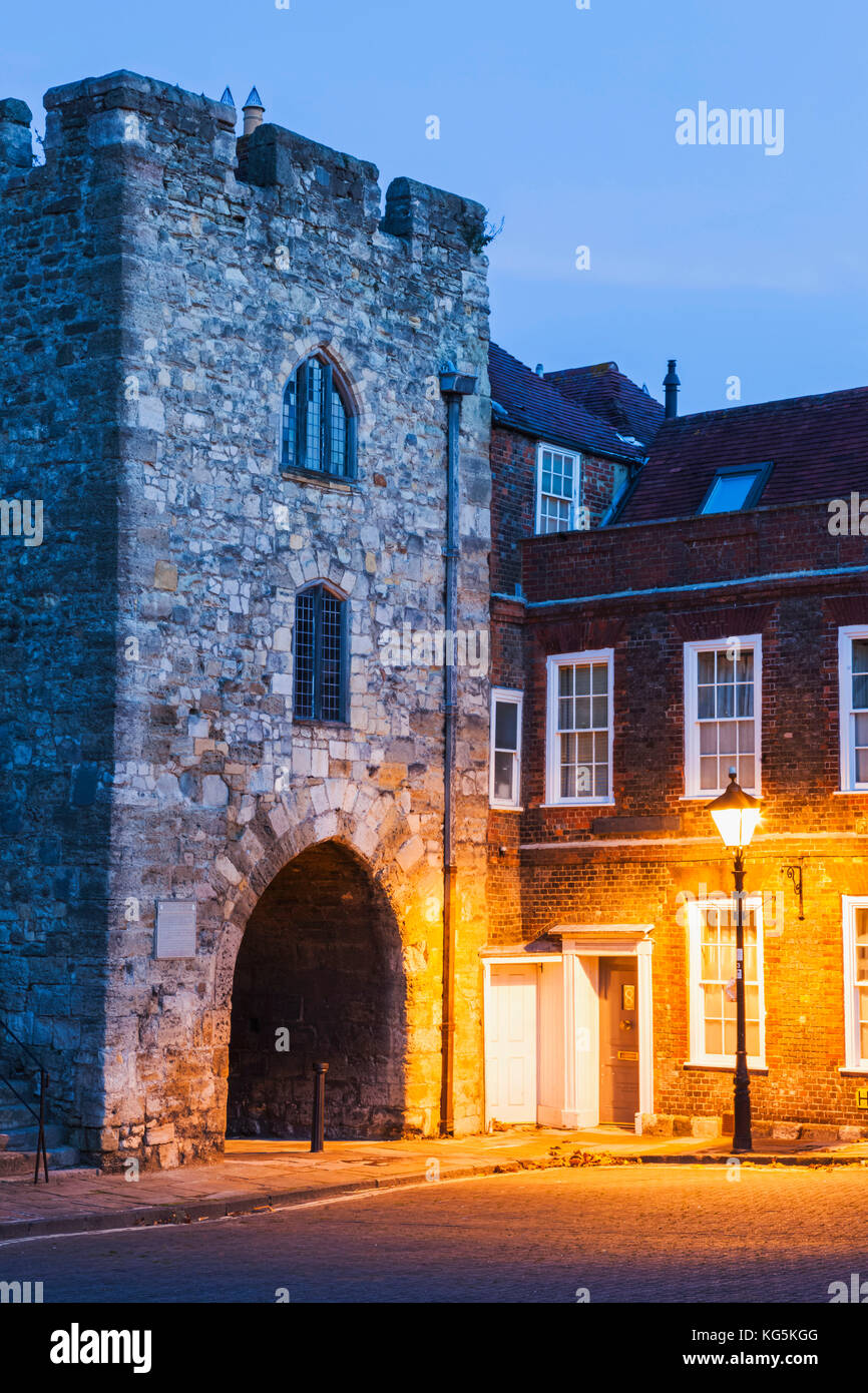 England, Hampshire, Southampton, Westgate Stock Photo