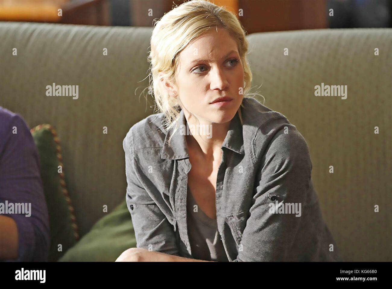 96 MINUTES 2011 First Point Entertainment film with Brittany Snow - Stock Image