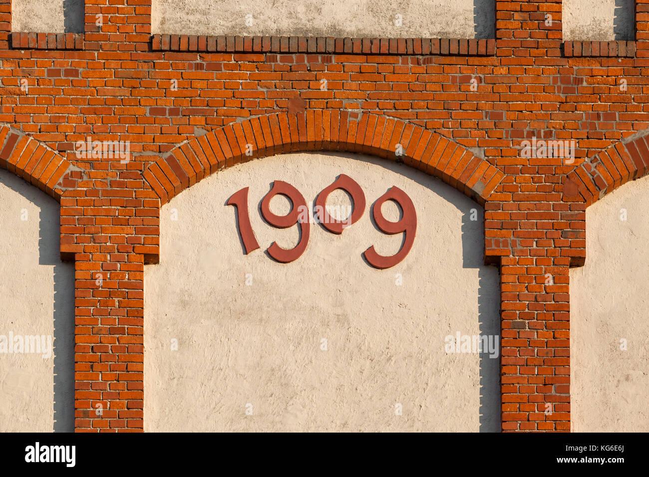 Hotel Alte Mühle Quedlinburg - Stock Image