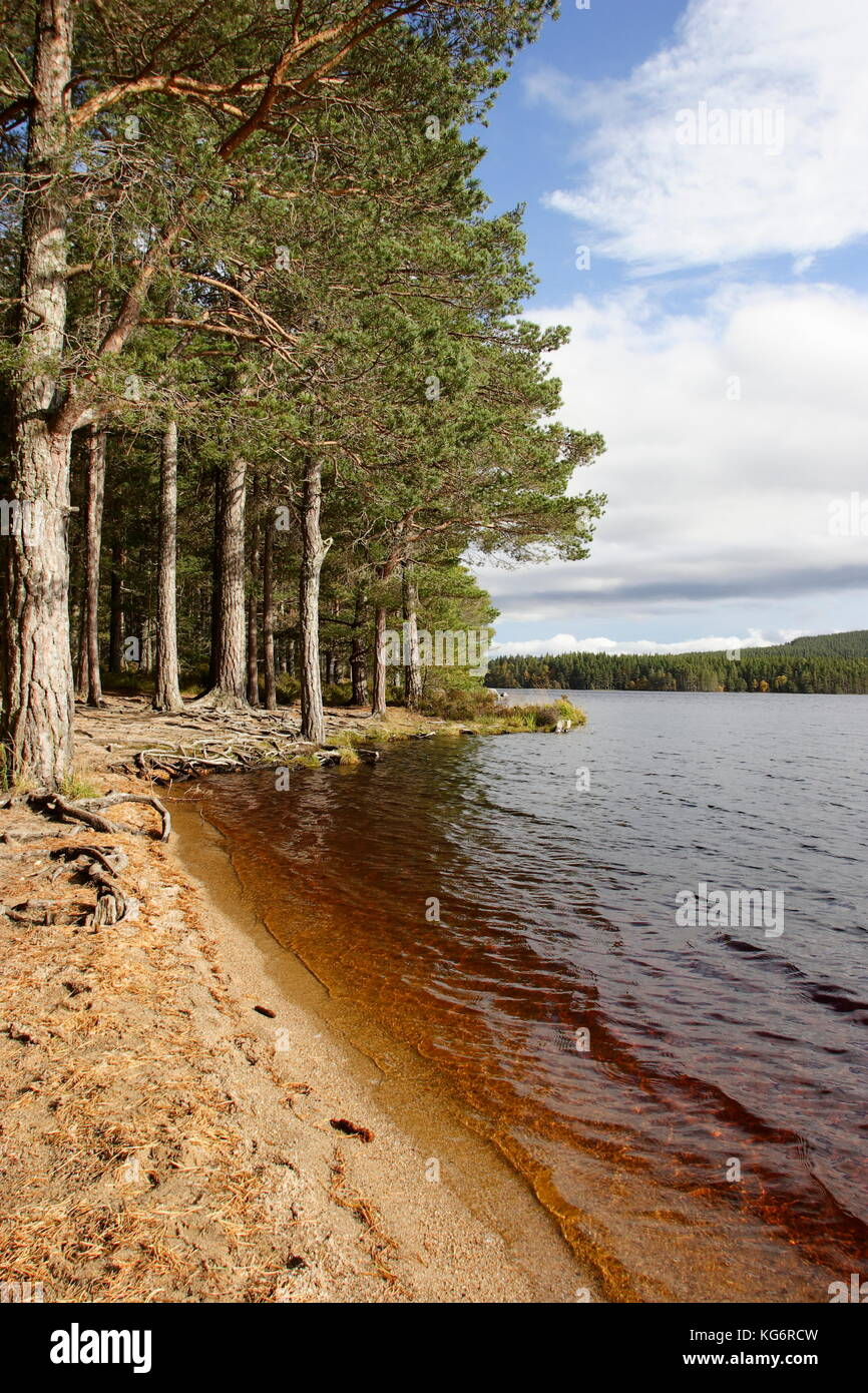 Scottish Loch Stock Photo