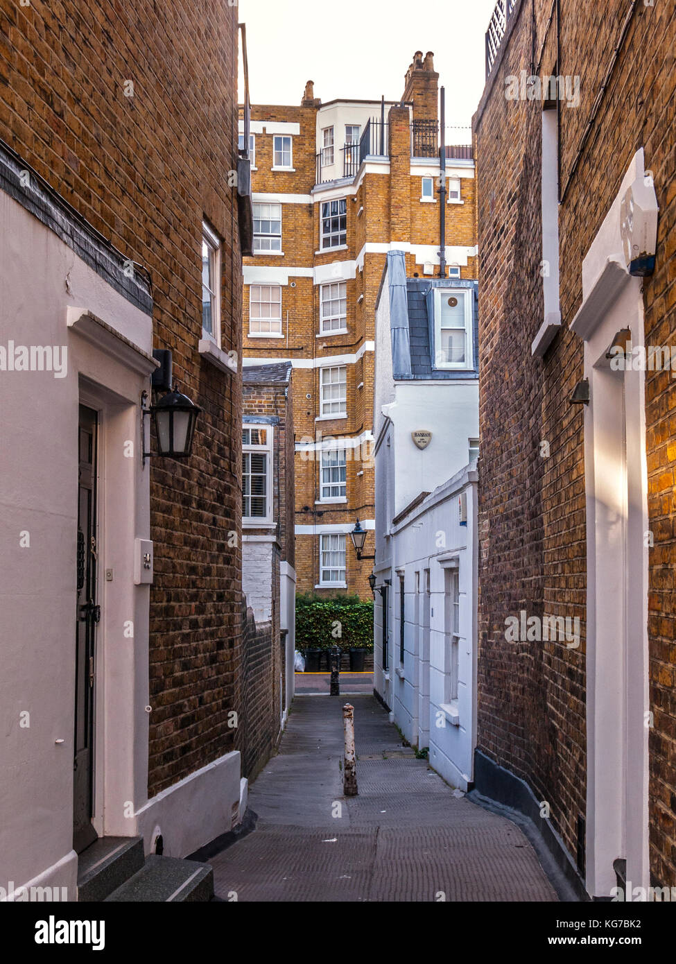 Richard's Place, Chelsea, London - Stock Image