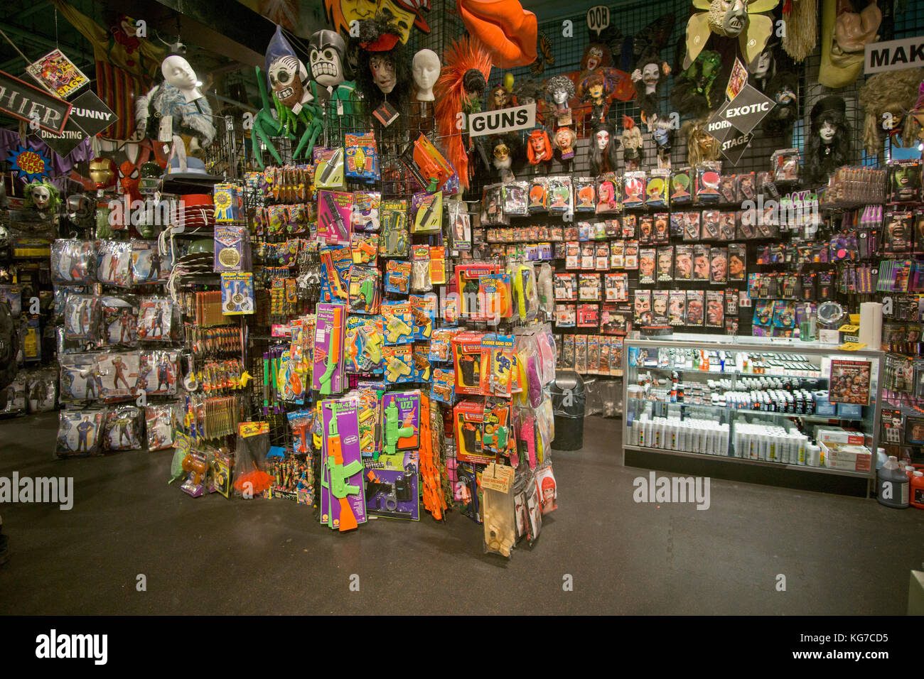 Halloween Adventure.Inside The Halloween Adventure Costume Shop On Broadway In Greenwich