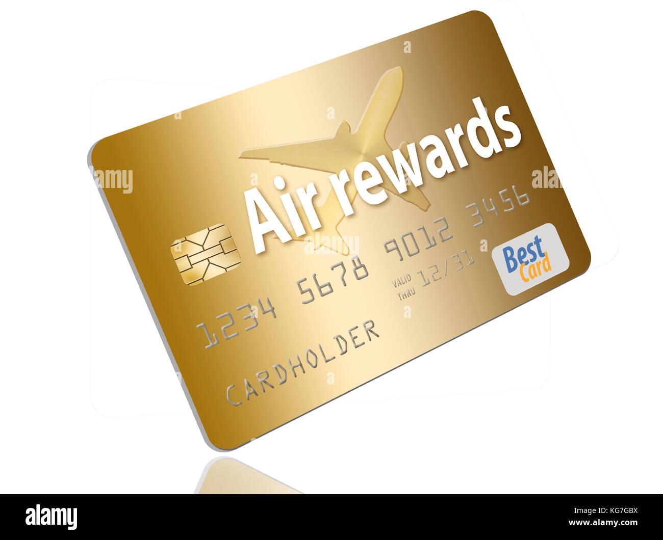 Air miles credit card stock photos air miles credit card stock air miles and rewards credit card stock image colourmoves