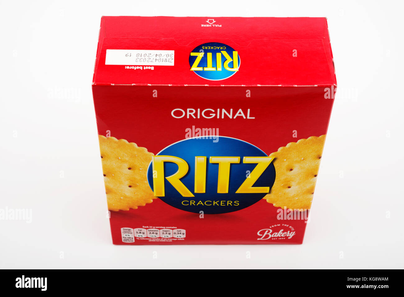 box ritz crackers stock photos  u0026 box ritz crackers stock images