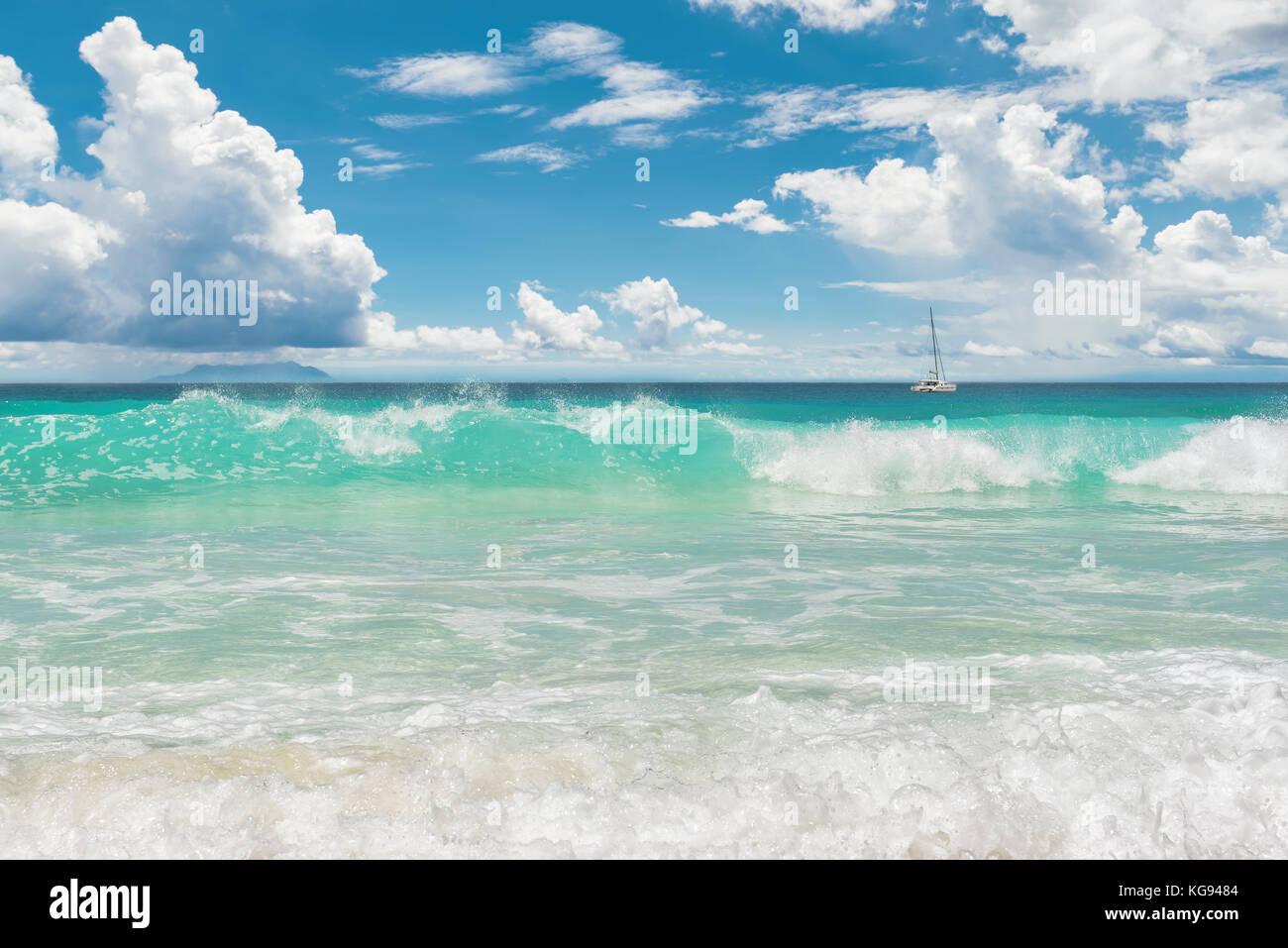 Tropical sea - Stock Image