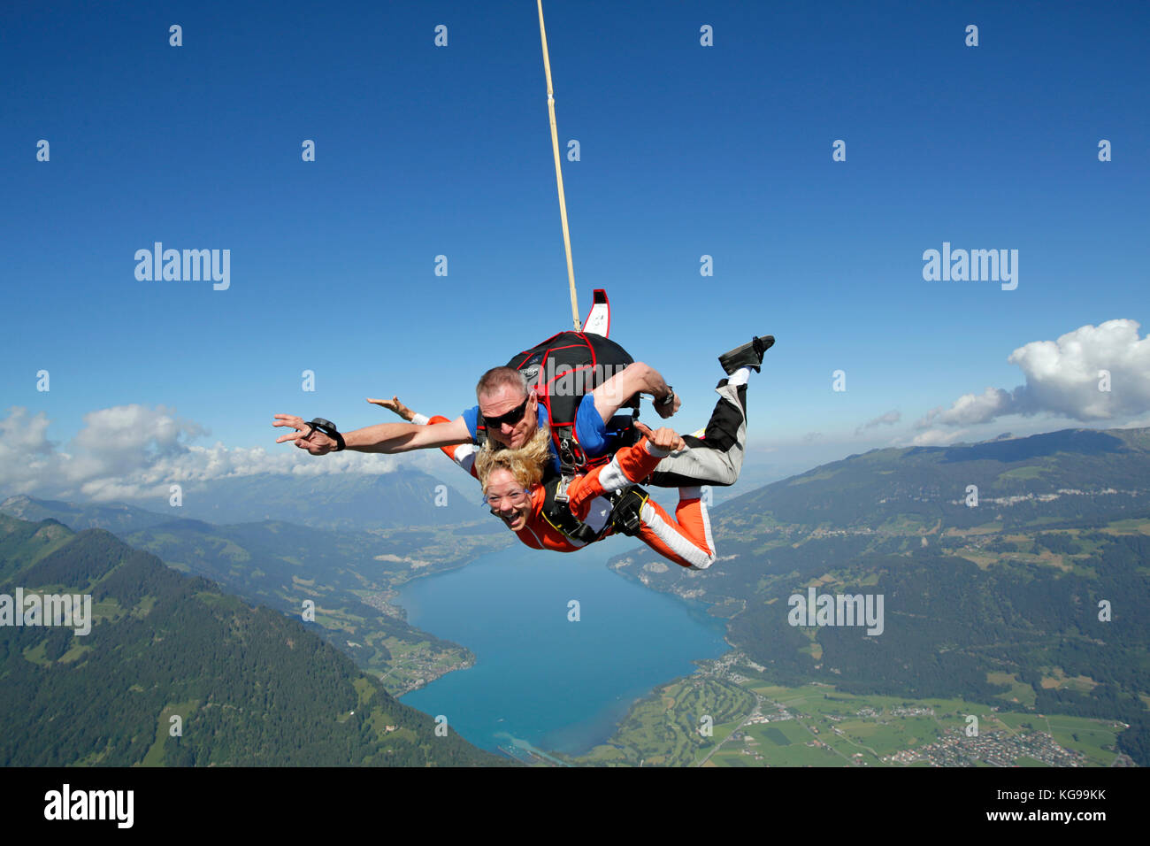 Free Fall Skydiving Stock Photos & Free Fall Skydiving Stock