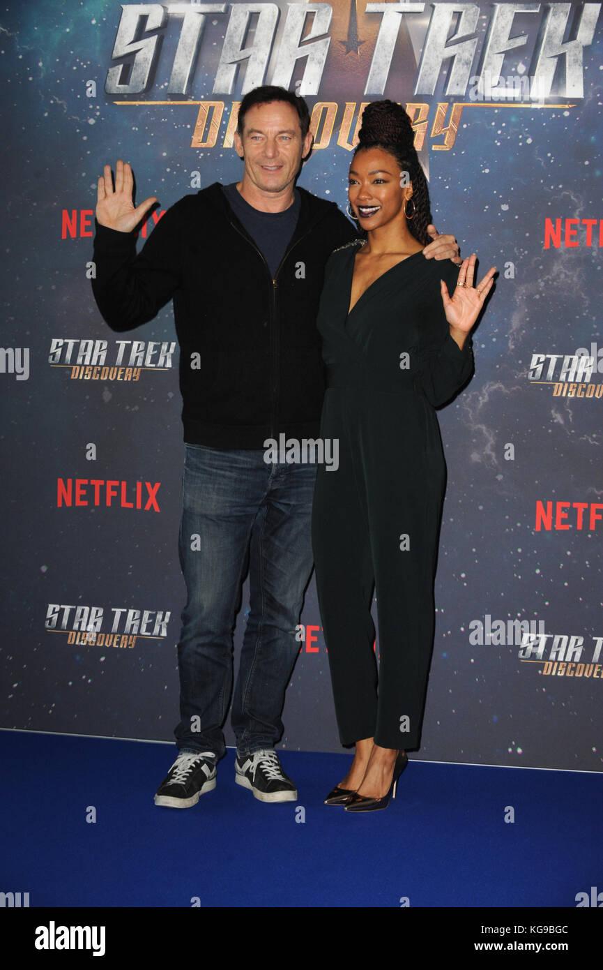 Star Trek Discovery Special Fan Screening of Season 1 Episode 8, at
