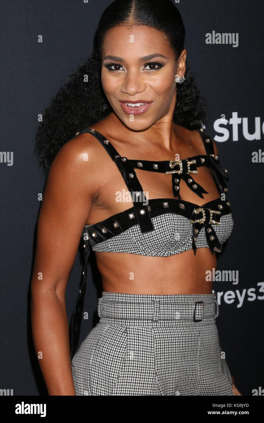 Los Angeles Ca Usa 4th Nov 2017 Kelly Mccreary At Arrivals For