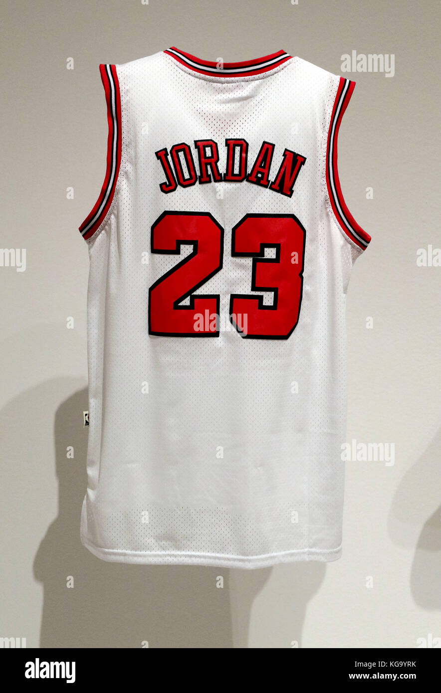 buy online a5760 6716d New York City, New York, USA. 4th Nov, 2017. Michael Jordan ...