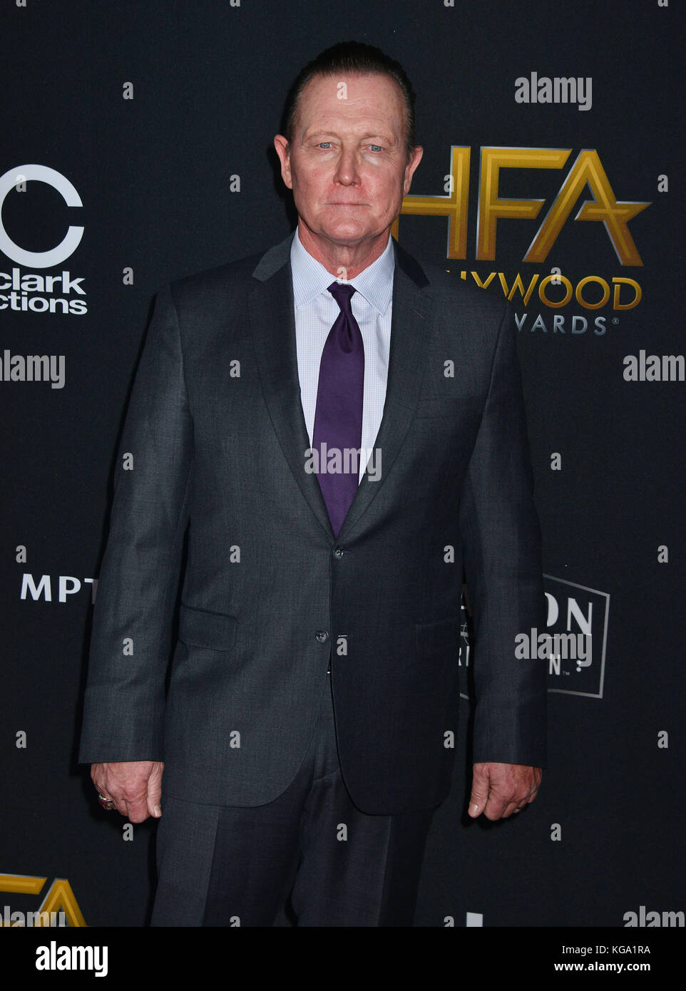 Los Angeles, USA. 05th Nov, 2017. Robert Patrick 022 attends the 21st Annual Hollywood Film Awards at The Beverly - Stock Image