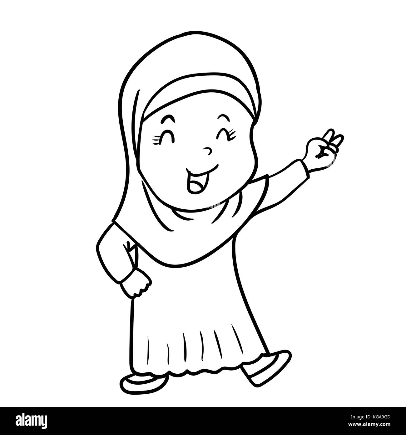 Simple image muslim girl 32 Hidden