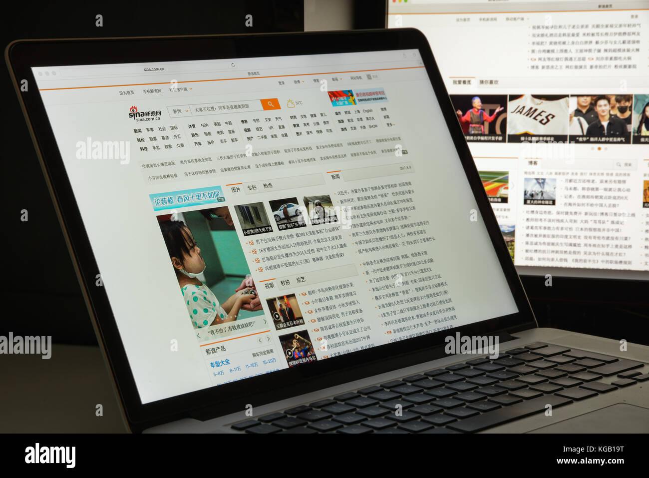 Sina Com Stock Photos & Sina Com Stock Images - Alamy