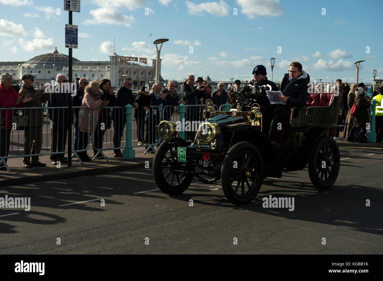 Veteran Car London Brighton Stock Photos & Veteran Car London ...