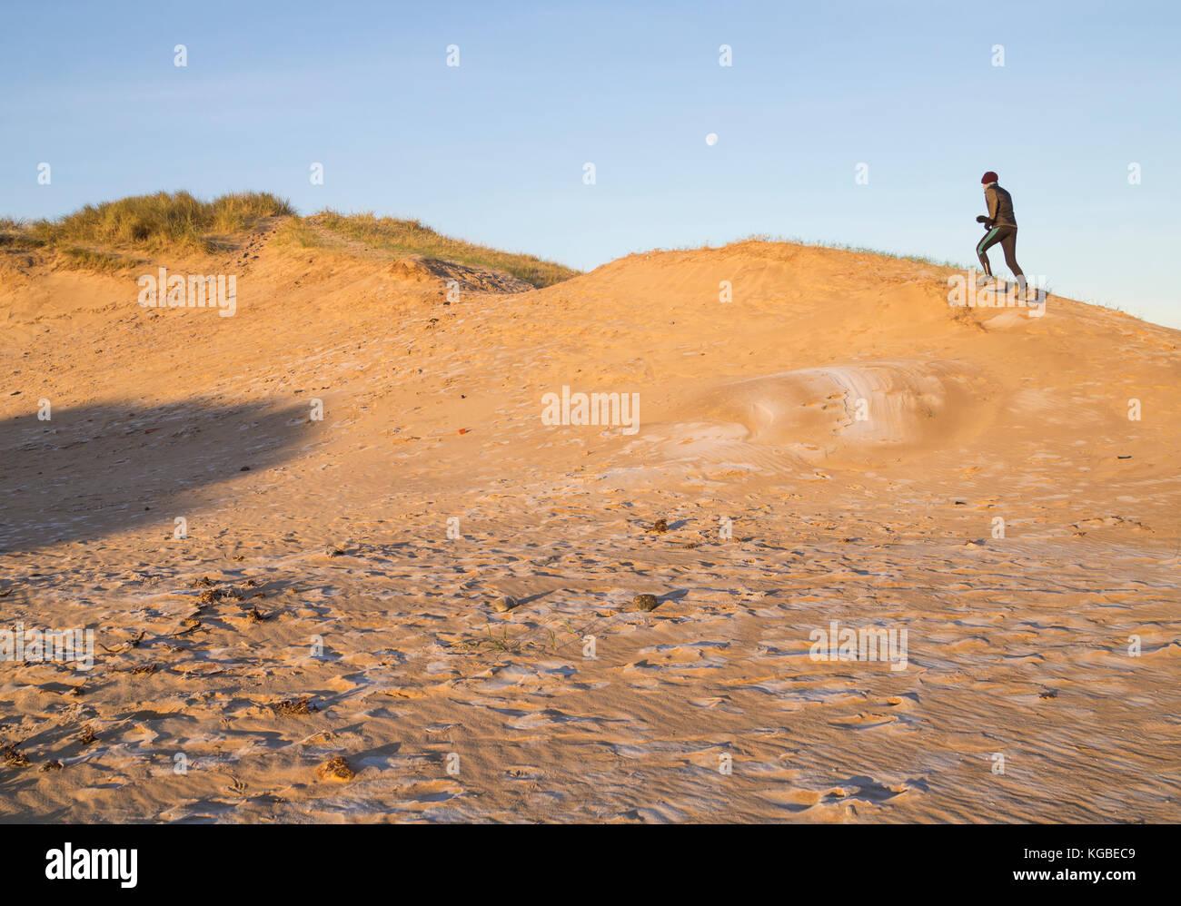 Seaton carew dunes
