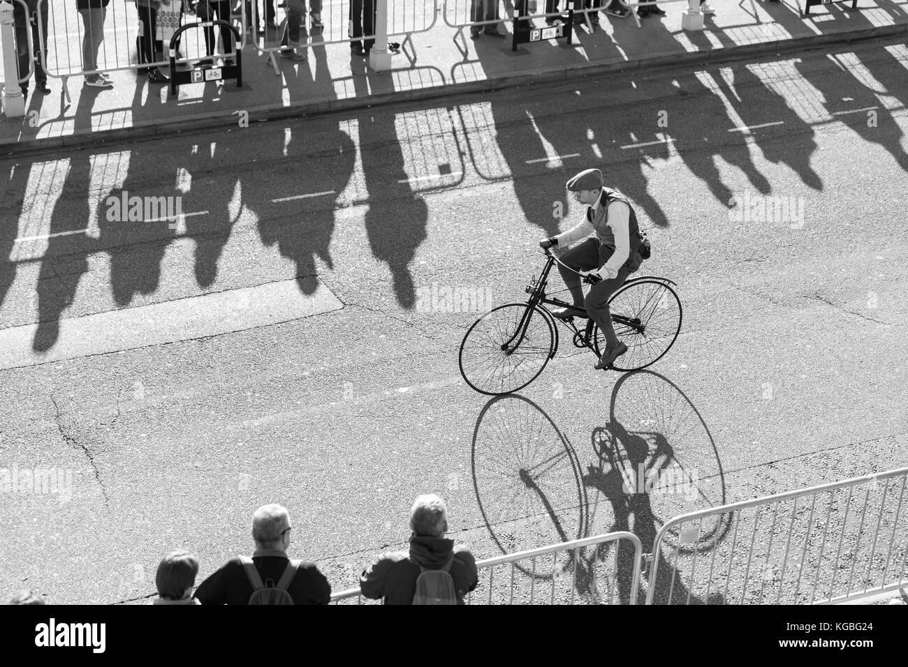 London To Brighton Cycle 2017 >> London To Brighton Black And White Stock Photos Images Alamy