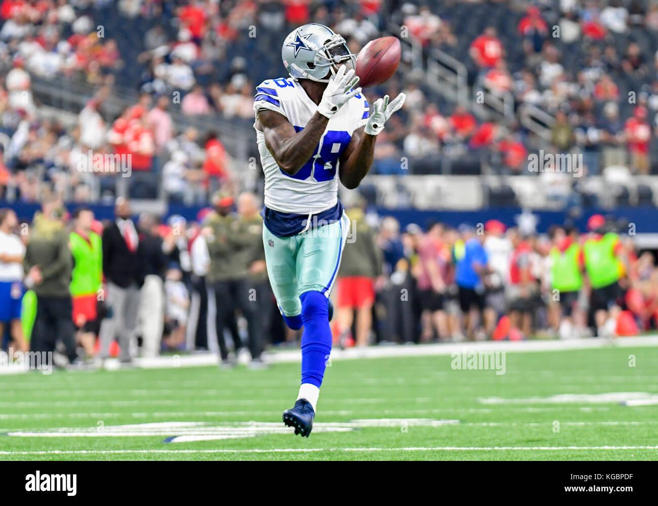 November 05 2017 Dallas Cowboys Wide Receiver Dez Bryant