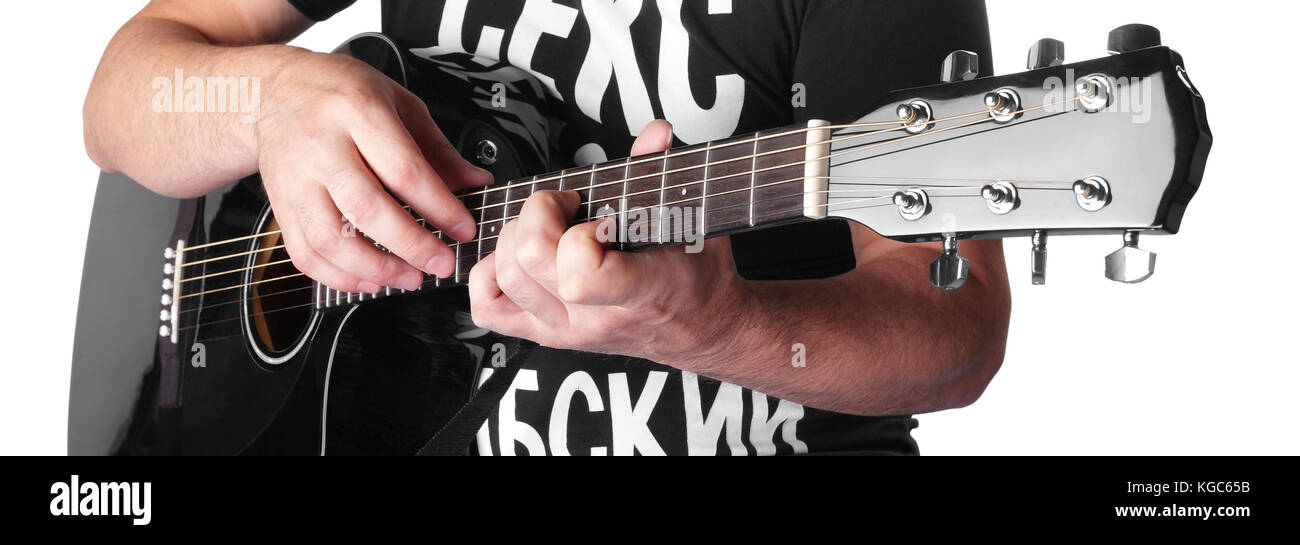 Acoustic Guitar Player Stock Photos Acoustic Guitar Player Stock