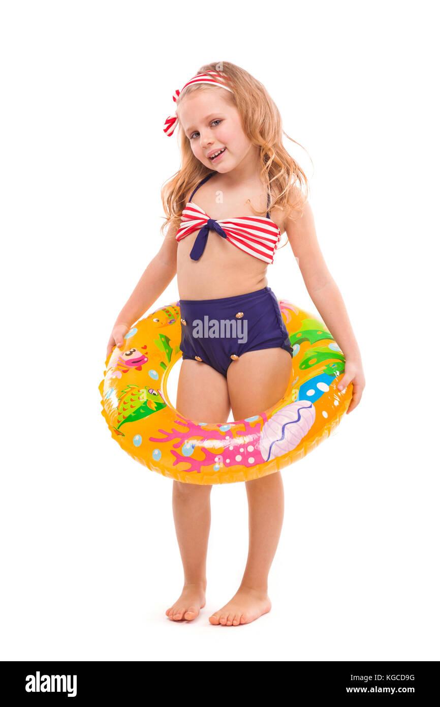 Litle bikini young girls something is