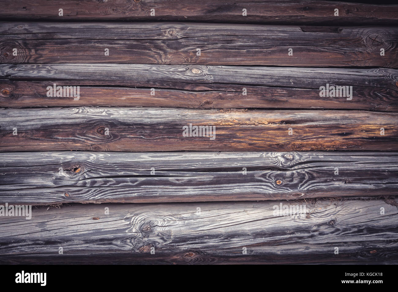 Vintage Log Cabin Rustic Wood Wall Background Stock Photo 165006164