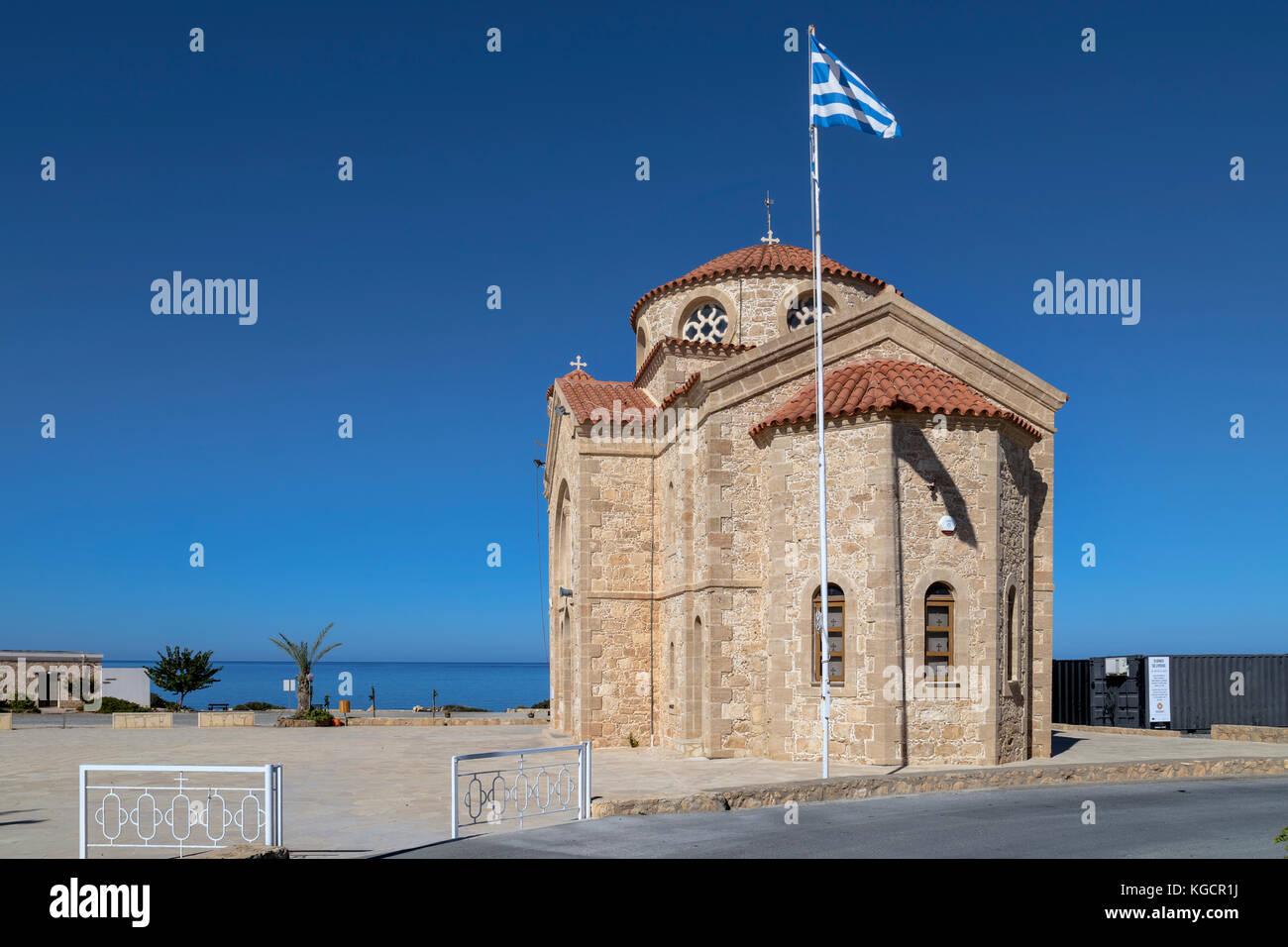 Agios Georgios, Pegeia, Paphos, Cyprus - Stock Image