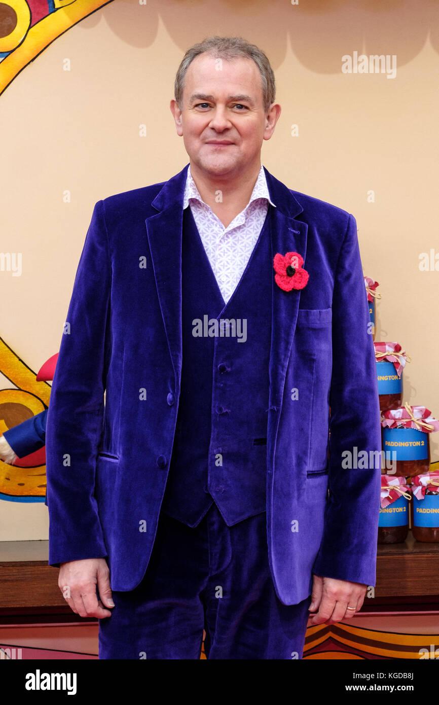Hugh Bonneville attends the WORLD PREMIERE OF PADDINGTON 2 at BFI Southbank on Sunday November 5, 2017. Pictured: - Stock Image