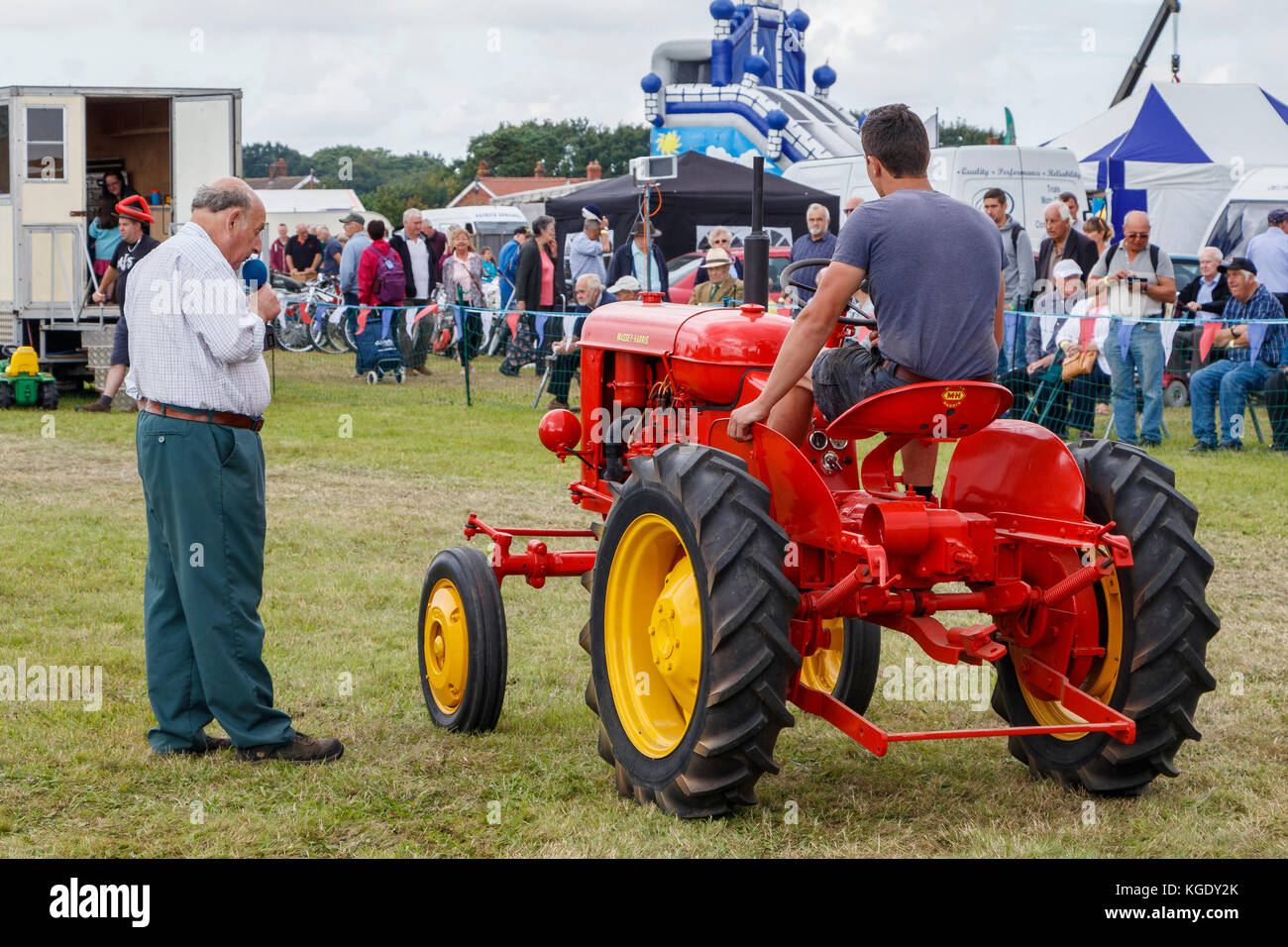 Equipment 50s Stock Photos Images Alamy Pony Massey Harris Wiring Diagram A Collection Of And Tractors From The 1940s