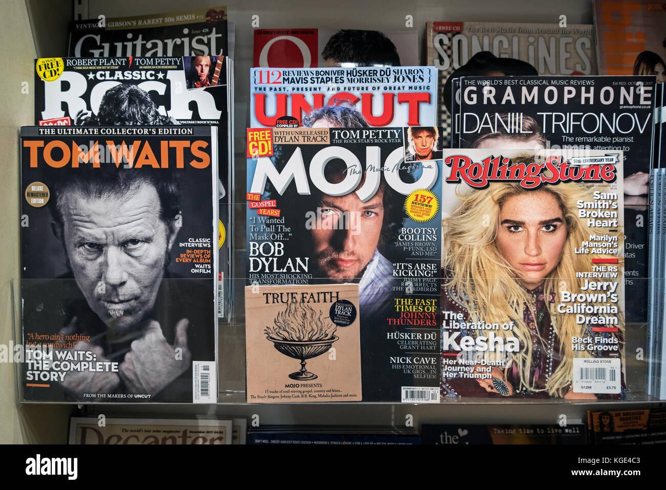 Music Magazine Stock Photos & Music Magazine Stock Images - Alamy